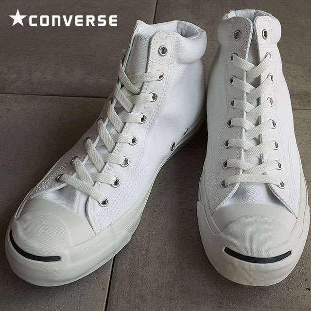 b246e144dc2b7c Converse Jack Purcell Mid Japan Edition - White - Converse Japan ...
