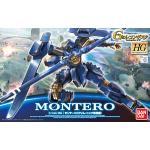 Hgg 1/144 Montero (Klim Nick Custom) (Gundam Model Kits)