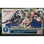 limited Gundam Base hg unicorn (destroy mode) (metallic gross injection)