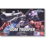 hguc30 1/144 ZGMF-XX09T Dom Trooper (HG) (Gundam Model Kits)