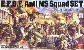 hCHG E.F.G.F. ANTI MS SQUAD SET