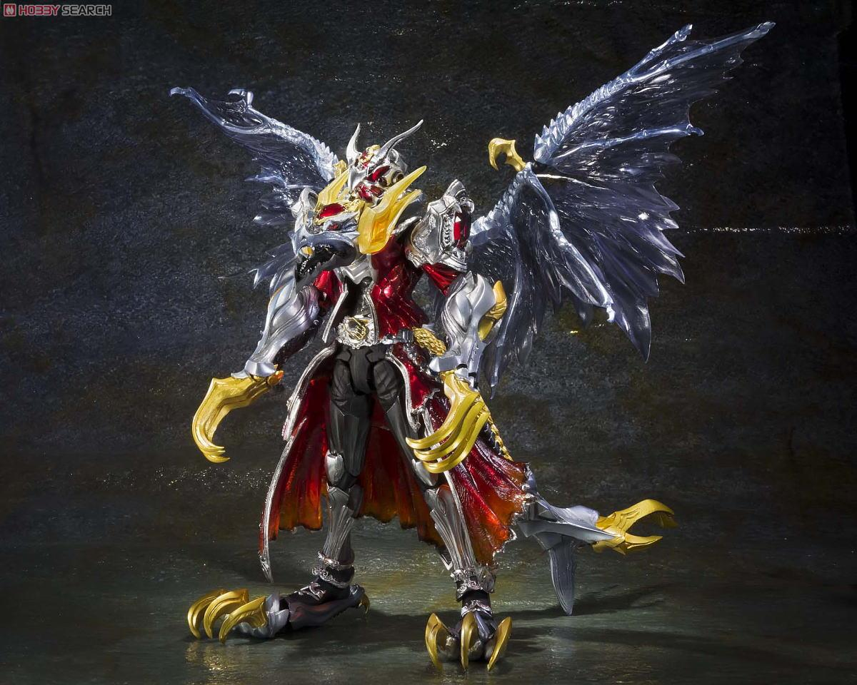 มี1รอยืนยันก่อนโอน S.I.C. Kamen Rider Wizard Frame Dragon & All Dragon (Completed)
