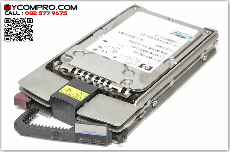 404670-001 [ขาย, จำหน่าย, ราคา] HP 300GB 10K U320 SCSI 3.5-INCH Hdd