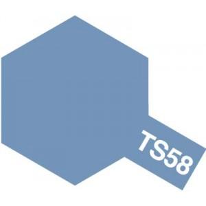 TS-58 pearl light blue