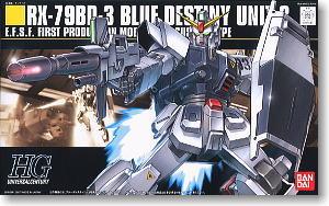hg1/144 082 blue destiny unit3 RX-79BD-3