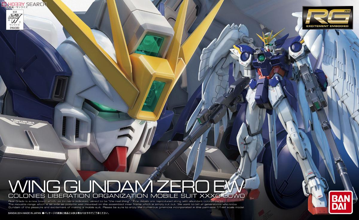 1/144 XXXG-00W0 Wing Gundam Zero EWปีกนก 2500 yen