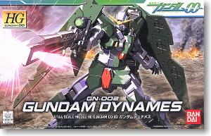 HG00-03 1/144 GN-002 Gundam Dynames (HG)