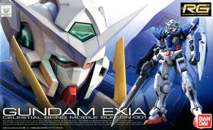 89481 rg15 1/144 GN-001 Gundam Exia 2500yen