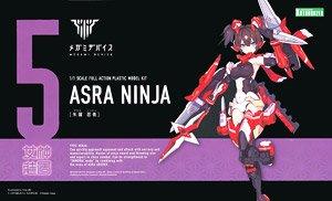 Asra Ninja (Plastic model)