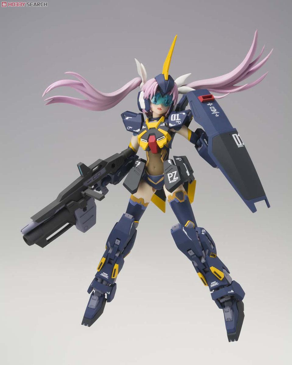 Armor Girls Project MS Girl Gundam MK-II (Titans Type) (PVC Figure)