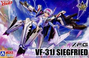 V.F.G. Macross Delta VF-31J Siegfried (Plastic model) 6800 yen