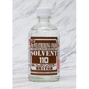 wct-101 solvent 110 ml.