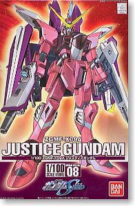 (มี1รอเมลฉบัลที่2 ยืนยัน ก่อนโอน) 1/100 JUSTICE GUNDAM