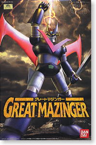GREAT MAZINGER (Plastic model)