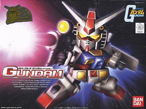 329 RX-78-2 Gundam (Animation Color) (SD) (Gundam Model Kits)