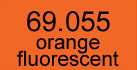 mecha vallejo 69. 055 orange fluorescent 17 ml.