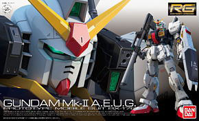 76319 RG08 1/144 RX-178 Gundam MK-II (A.E.U.G.) 2500yen