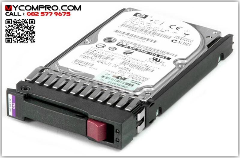 653120-B21-SC [ขาย,จำหน่าย,ราคา] HP G8 G9 400GB 3G 2.5Inc SATA MLC SSD