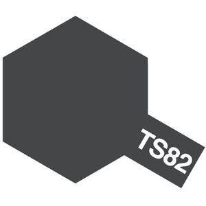 TS-82 black rubber