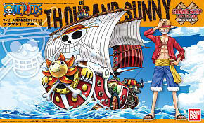 GRAND SHIP COLLECTION THOUSAND SUNNY 1600yen