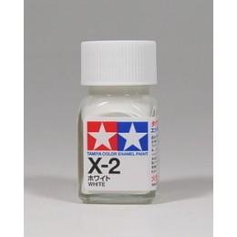 80002 Enamel X2 white