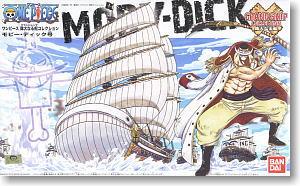 (เหลือ 1 ชิ้น รอเมล์ฉบับที่2 ยืนยัน ก่อนโอน) grand Ship 05 moby dick (Plastic model)