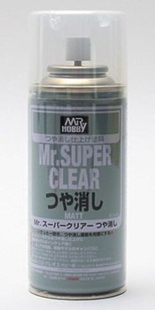 B-514 Mr. Super Clear matt 170ml.