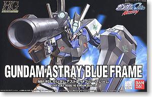 (เหลือ 1 ชิ้น รอเมล์ฉบับที่2 ยืนยัน ก่อนโอน) 29455 hg1/144 13 astray blue frame (Gundam Model Kits 1200yen