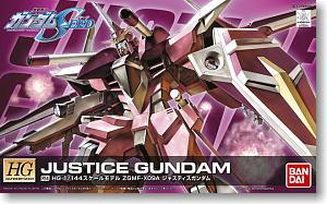 75304 R14 Justice Gundam (HG) (Gundam Model Kits) 1500yen