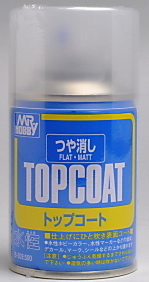 b-503 TopCoat flat-matt 88ml.