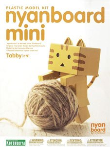 Nyanboard [mini] (Plastic model)