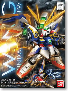 366 Wing Gundam EW (SD) (Gundam Model Kits)