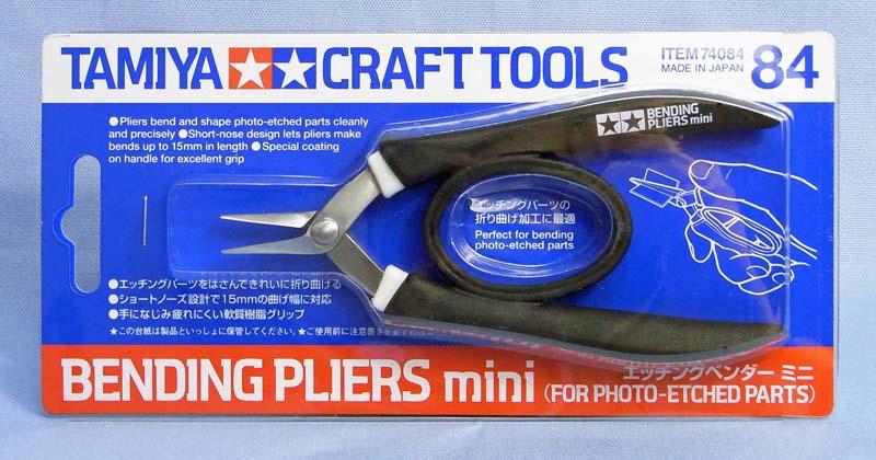 (เหลือ 1 ชิ้น รอเมล์ฉบับที่2 ยืนยัน ก่อนโอน) 74084 bending piers mini for photo-etch คีมดัด