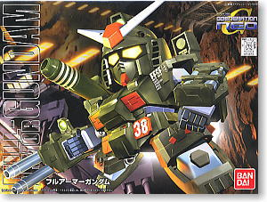 BB251 FA GUNDAM (Gundam Model Kits)