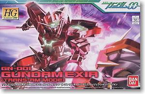 hg 1/144 31 GN-001 Gundam Exia Trans-AM Mode 1200yen