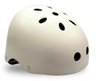 หมวกจักรยาน (ทรงหมวกกันน็อค)