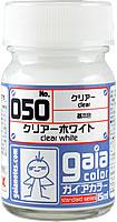 gaia 050 Clear white 15ml.