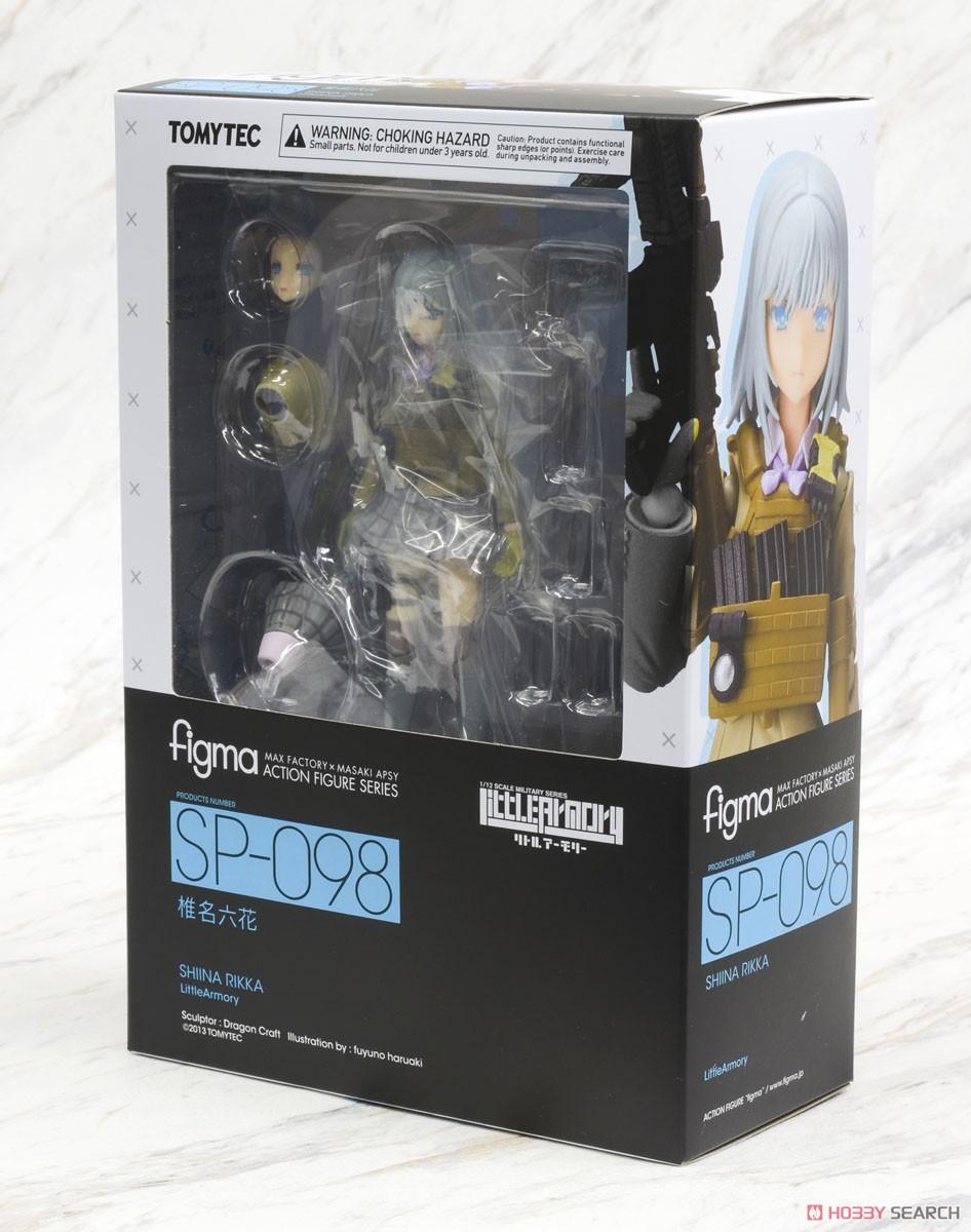 (มี1รอเมลฉบับที่2 ยืนยันก่อนโอนเงิน)figma Rikka Shiina (PVC Figure)