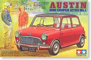 *มี1 รอยืนยันก่อนโอน 24235 1/24 austin mini copper 1275s mki สีแดง