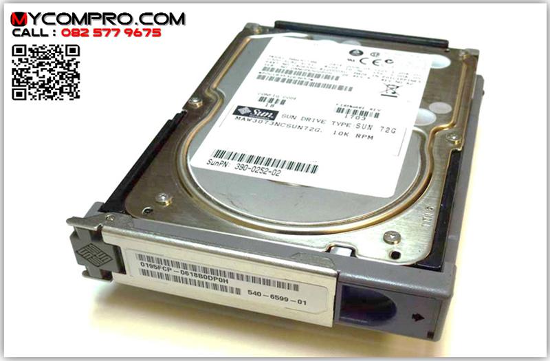 371-2441 [ขาย จำหน่าย ราคา] Sun 146.8GB (Fujitsu MAW3147NC) 10K Rpm, Sun Fire V20z/V40z Ultra-320 SCSI Hard Drive | Sun