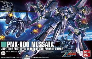 hguc157 1/144 PMX-000 Messala (HGUC) (Gundam Model Kits)