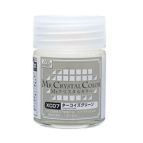 XC-07 mr.crystal turquiose green 18ml.