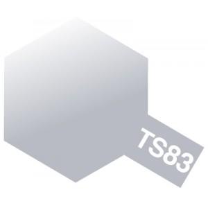 TS-83 metallic silver