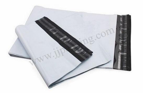 ซองจดหมายพลาสติกสีขาว 35x45 ซม. 100 ใบ