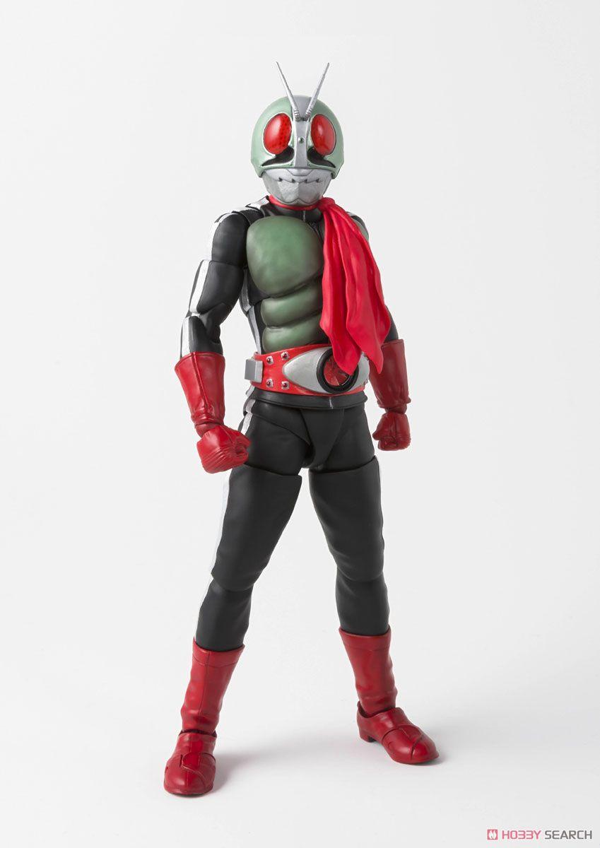 เปิดรับPreorder มีค่ามัดจำ 400 บาท S.H.Figuarts (Shinkoccou Seihou) Kamen Rider New 2nd (Completed)