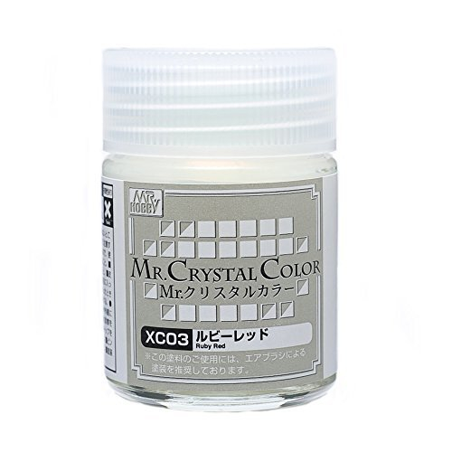 XC-03 mr.crystal ruby red 18ml.
