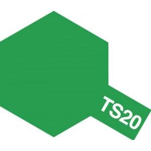 TS-20 metallic green