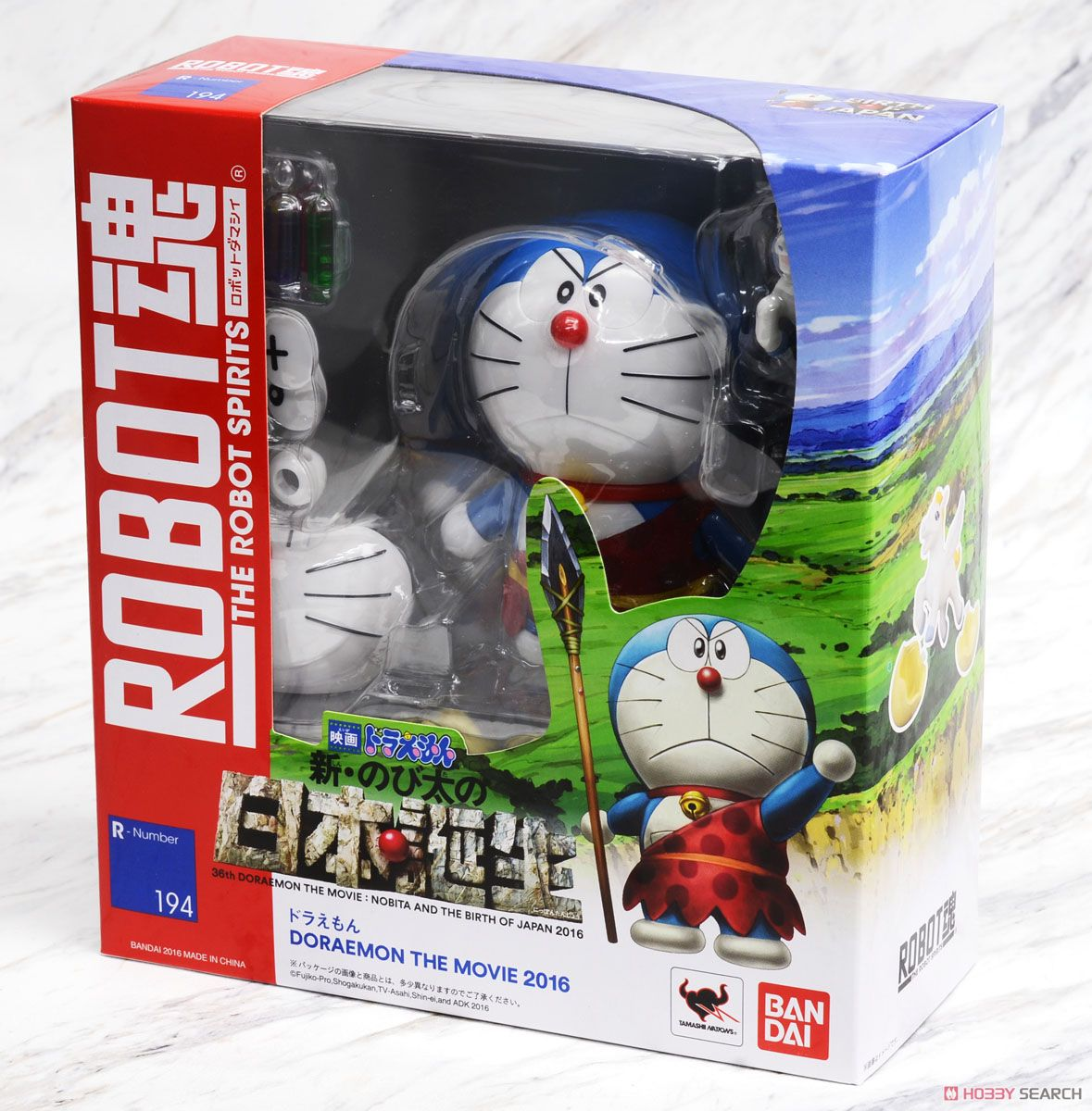 no 194 Robot Spirits Doraemon: Doraemon the Movie 2016