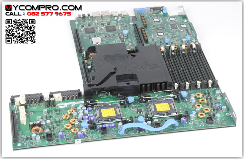NCY41 [ขาย,จำหน่าย,ราคา] Dell System Board 2-Socket FCLGA1366 W/O CPU PowerEdge R610