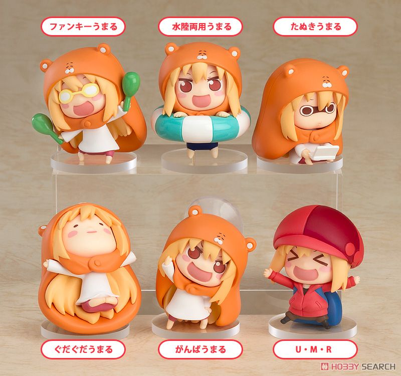🔔🔔เปิดรับPreorder มีค่ามัดจำ 400 บาท Himoto! Umaru-chan Trading Figures #2 (Set of 8) (PVC Figure)
